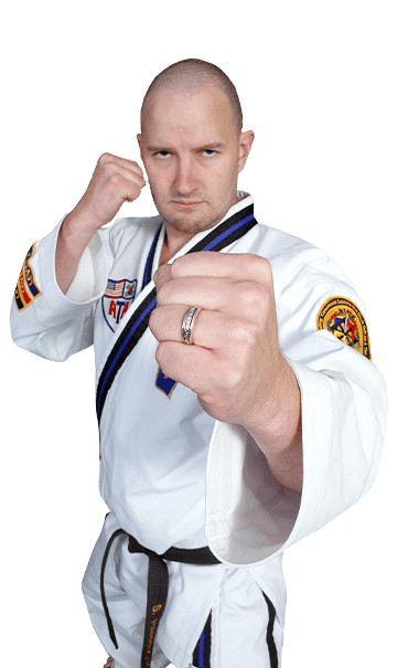 Master Sean Harrington Xcelsior Martial Arts